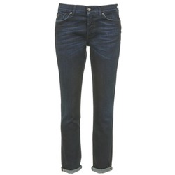 Abbigliamento Donna Jeans slim 7 for all Mankind JOSEFINA Blu / Scuro