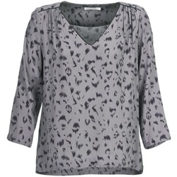 Abbigliamento Donna Top / Blusa See U Soon HABITO Grigio