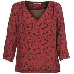 Abbigliamento Donna Top / Blusa See U Soon TRIRIVIER Bordeaux