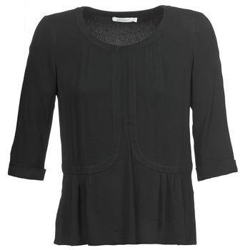 Abbigliamento Donna Top / Blusa See U Soon CABRIOU Nero
