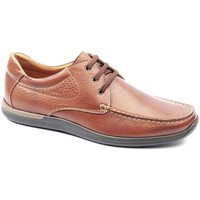 Scarpe Uomo Mocassini Braking 6120 MARRONE PELLE