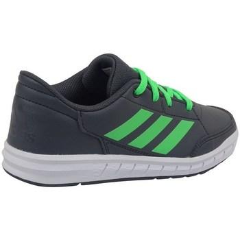 Scarpe Bambino Sneakers basse adidas Originals Altasport K Grigio