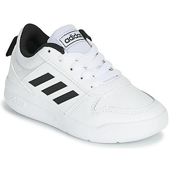 Scarpe Unisex bambino Sneakers basse adidas Performance VECTOR K Bianco / Nero