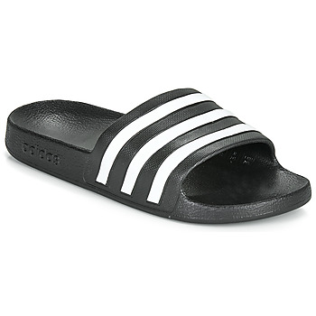 Scarpe ciabatte adidas Performance ADILETTE AQUA Nero / Bianco