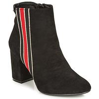 Scarpe Donna Stivaletti Refresh 69113-BLACK Nero