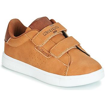 Scarpe Bambino Sneakers basse Kappa TCHOURI Marrone