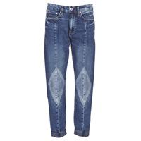 Abbigliamento Donna Jeans boyfriend G-Star Raw 3301-L MID BOYFRIEND DIAMOND Blu / Light / Vintage