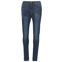 Abbigliamento Donna Jeans slim G-Star Raw D-STAQ MID BOY SLIM Blu / Medium