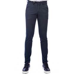 Abbigliamento Uomo Chino Michael Coal RICKY 2563 NEVY CAP Blu