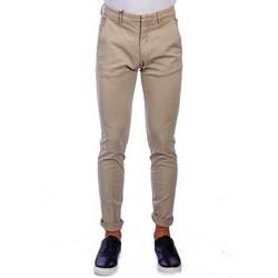 Abbigliamento Uomo Chino Michael Coal BRAD 3359 BEIGE Pantalone Uomo Uomo Beige Beige