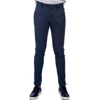 Abbigliamento Uomo Chino Michael Coal BRAD 3359 BLU Blu