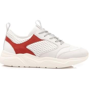 Scarpe Uomo Derby & Richelieu Stokton Sneakers Uomo Bianco 33-U-SS19 bianco, rosso