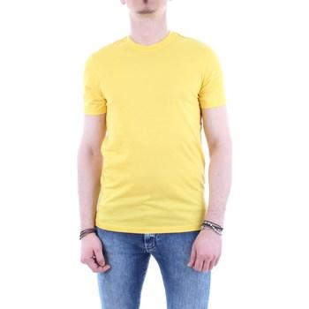 Abbigliamento Uomo T-shirt maniche corte EAX 8nzt74-zja5z Giallo