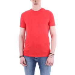Abbigliamento Uomo T-shirt maniche corte EAX 8nzt74-zja5z Rosso