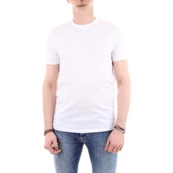 Abbigliamento Uomo T-shirt maniche corte EAX 8nzt74-zja5z Bianco