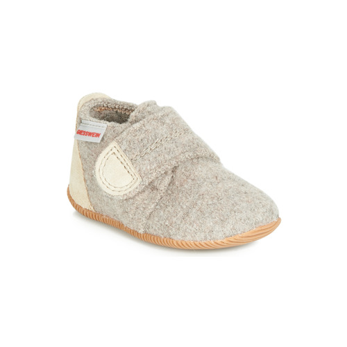 Scarpe Beige Pantofole Gratuita Bambino Oberstauffen Giesswein Consegna 3999 KulFcT1J35
