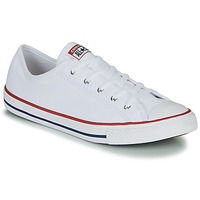 Scarpe Donna Sneakers basse Converse CHUCK TAYLOR ALL STAR DAINTY GS  CANVAS OX Bianco