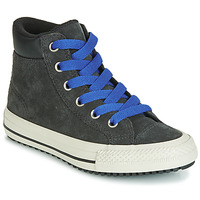 Scarpe Unisex bambino Sneakers alte Converse CHUCK TAYLOR ALL STAR PC BOOT BOOTS ON MARS SUEDE HI Nero / Blu