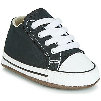 Scarpe Unisex bambino Sneakers alte Converse CHUCK TAYLOR ALL STAR CRIBSTER CANVAS COLOR  HI Nero