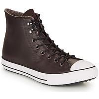 Scarpe Sneakers alte Converse CHUCK TAYLOR ALL STAR WINTER LEATHER BOOT HI Marrone