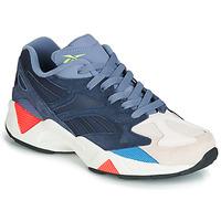 Scarpe Sneakers basse Reebok Classic AZTREK 96 Grigio / Blu