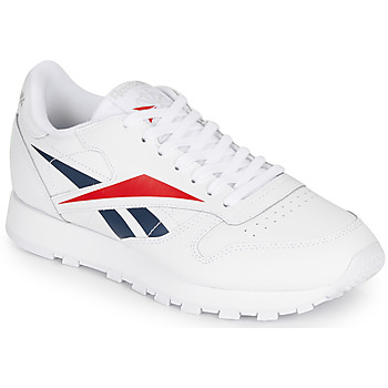Scarpe Sneakers basse Reebok Classic CL LEATHER VECTOR Bianco
