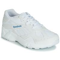 Scarpe Donna Sneakers basse Reebok Classic AZTREK Bianco / Blu