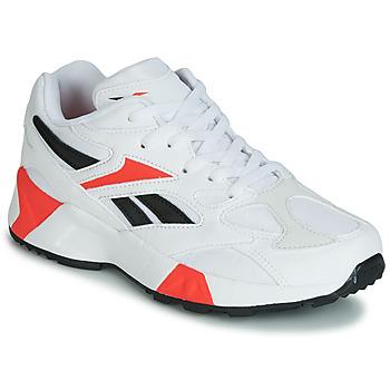 Scarpe Bambino Sneakers basse Reebok Classic AZTREK 96 J Bianco