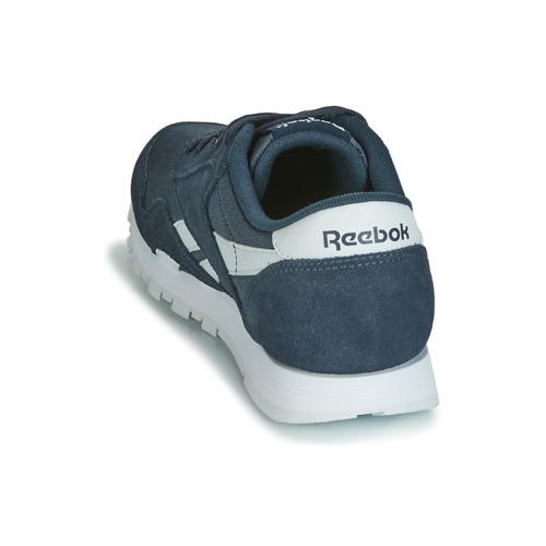 Nylon MarineBianco Consegna J 4995 Basse Bambino Sneakers Scarpe Gratuita Cl Reebok Classic WCQerodxB