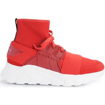 Scarpe Uomo Sneakers alte John Richmond  Rosso