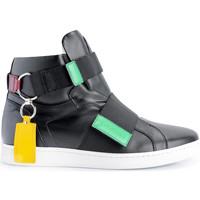 Scarpe Uomo Sneakers alte John Richmond  Nero