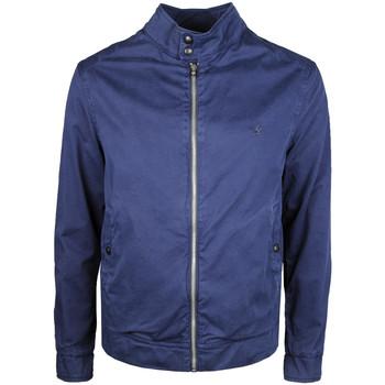 Abbigliamento Uomo Giubbotti Inni Producenci  Blu