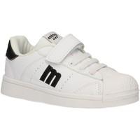Scarpe Unisex bambino Sneakers basse MTNG 47600 Blanco
