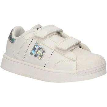 Scarpe Unisex bambino Sneakers basse MTNG 84407 Blanco