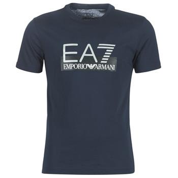 Abbigliamento Uomo T-shirt maniche corte Emporio Armani EA7 GPT81-PJM9Z-1554 Marine