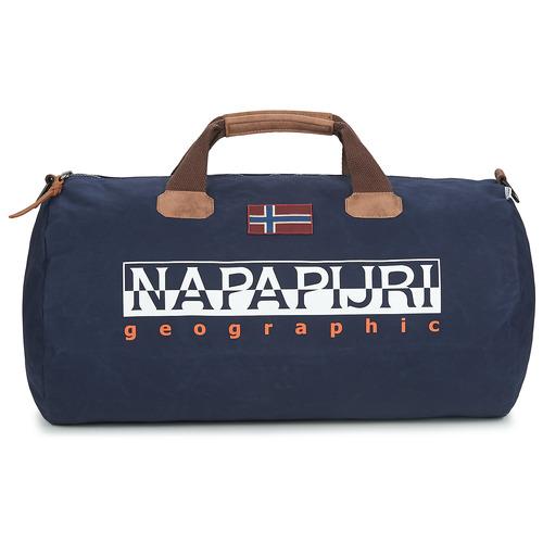 Borse Borse da viaggio Napapijri BEIRING Marine