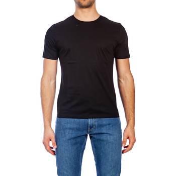 Abbigliamento Uomo T-shirt maniche corte Peuterey ANDROS NERO T-shirt Uomo Uomo Nero Nero