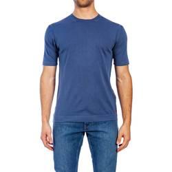 Abbigliamento Uomo T-shirt maniche corte Peuterey NIAS FRS 254 T-shirt Uomo Uomo Bluette Bluette