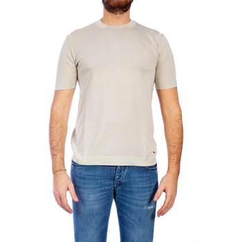 Abbigliamento Uomo T-shirt maniche corte Peuterey NIAS FRS 389 T-shirt Uomo Uomo Beige Beige