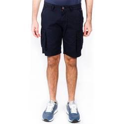 Abbigliamento Uomo Shorts / Bermuda Sun68 B18106 07 NAVY Blu