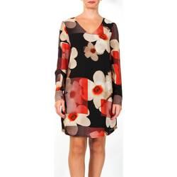 Abbigliamento Donna Abiti corti Anonyme R26FD111-FIORI Fant.fiori