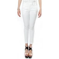 Abbigliamento Donna Chino Peuterey YREKA GAB PPT-730 Pantalone Donna Donna Bianco Bianco
