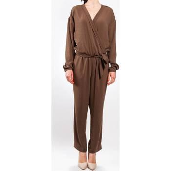 Abbigliamento Donna Tuta Liu Jo C17071T0945-FANGO Tuta Donna Fango Fango