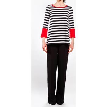 Abbigliamento Donna Pantalone Cargo Liu Jo C17319T1866-2222 Pantalone Donna Donna Nero Nero