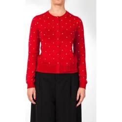 Abbigliamento Donna Maglioni Liu Jo C66200MA876-91761 Rosso