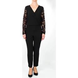 Abbigliamento Donna Tuta Liu Jo C66277T8625-22222 Tuta Donna Nero Nero