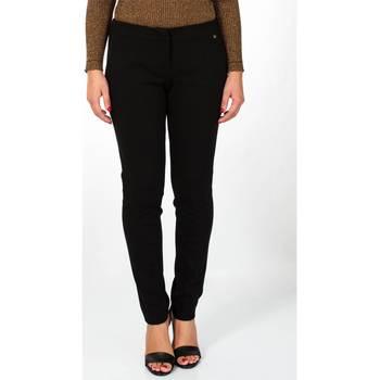 Abbigliamento Donna Pantalone Cargo Liu Jo C66346J0588-2222 Pantalone Donna Donna Nero Nero