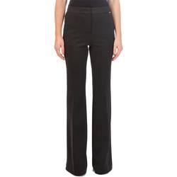 Abbigliamento Donna Pantaloni morbidi / Pantaloni alla zuava Liu Jo C67343J8969 Pantalone Donna Donna Nero Nero