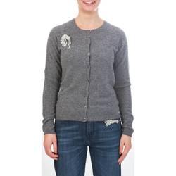 Abbigliamento Donna Maglioni Liu Jo C67435MA80E-02072 Maglia Donna Donna Grigio Grigio