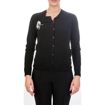Abbigliamento Donna Maglioni Liu Jo C67435MA80E-2222 Maglia Donna Donna Nero Nero